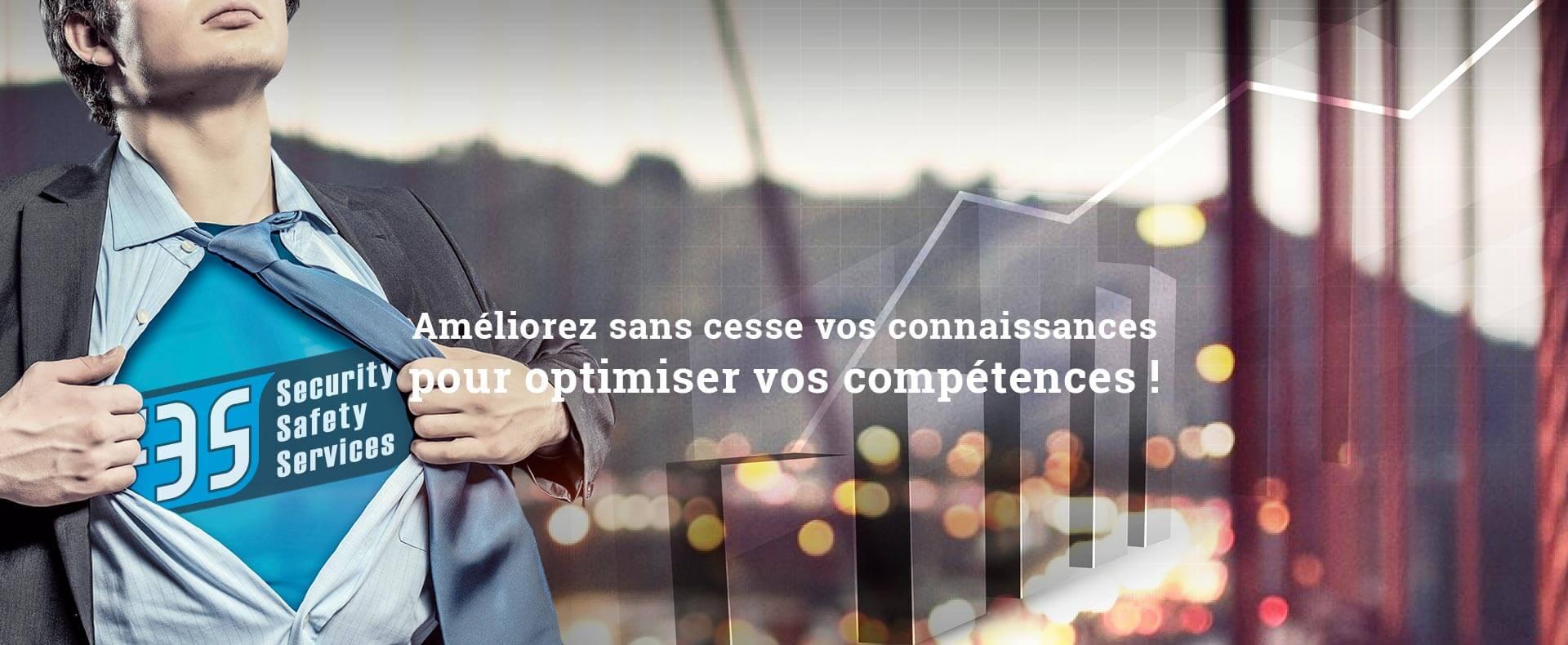 Améliorez sans cesse vos connaissances pour optimiser vos compétences !